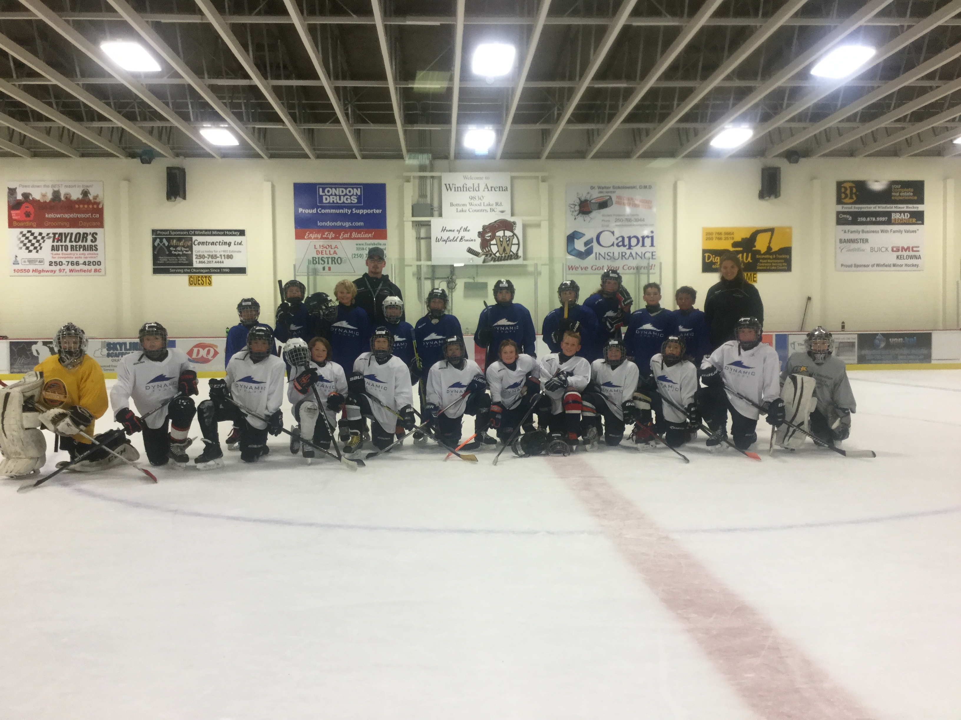 power skating camps